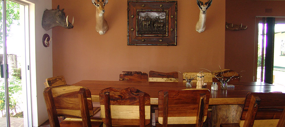 Namibia Hunting Outfitters | African Hunting Safaris | Accommodations
